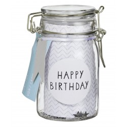 Räder Gift glass Happy Birthday