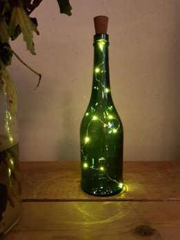 Bottle lights voor in de wijnfles