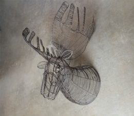 Eko Wire Moose Head